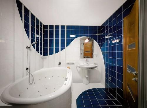 Какие двери ставить в ванную комнату?