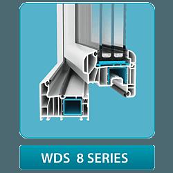 Демонстрация профиля WDS 8 серии ( Видео )