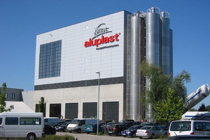 Завод по производству окон и дверей ПВХ Aluplast — Германия (Видео)